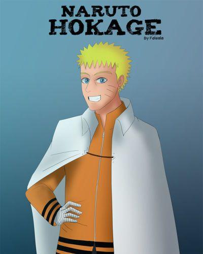 Felsala Naruto Hokage
