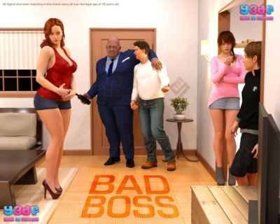 y3df mauvais Boss