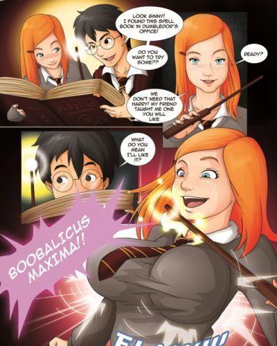 Harry Potter- Forbidden Spells
