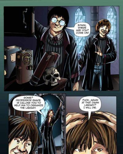Harry potter Lezione trasformazione
