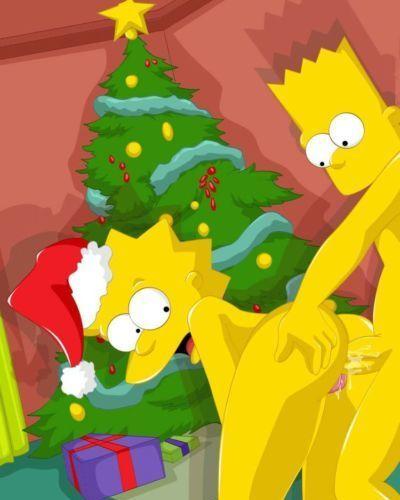 simpsons Noel