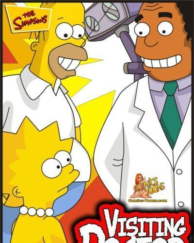The Simpsons - Visiting Doctor