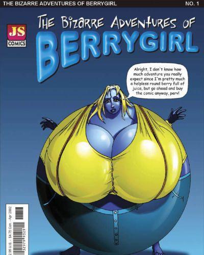 The Bizarre Adventures of Berrygirl