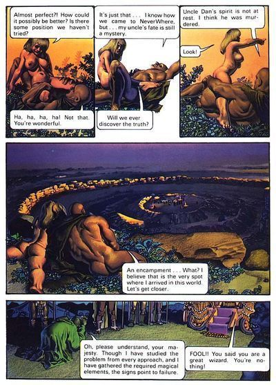 [Richard Corben] Den - part 5