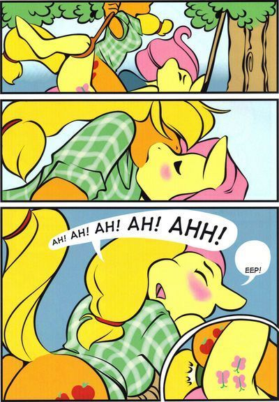Hoofbeat 2 - Another Pony Fanbook - part 3