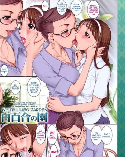 Okano Hajime Shirayuri no En - White Lilies Garden (Ane-Kan) ramza022