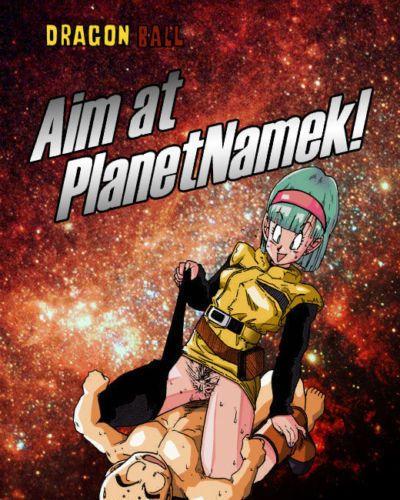 Aim at Planet Namek! (Dragon Ball Z) Colorized {Nearphotison}