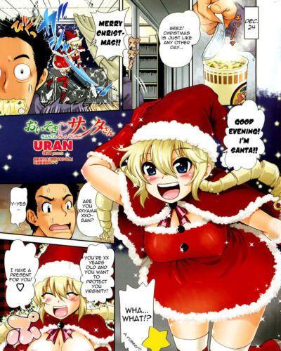 URAN Oisogi♡Santa-san - Santa in a Rush (COMIC Penguin Club 2010-02) Yoroshii