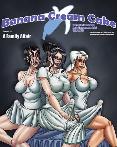 Banana Cream Cake 21- Family Affair