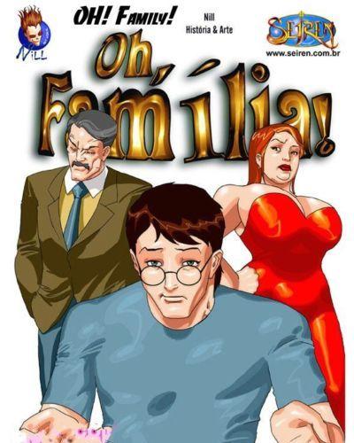 Seiren-Oh, Family!