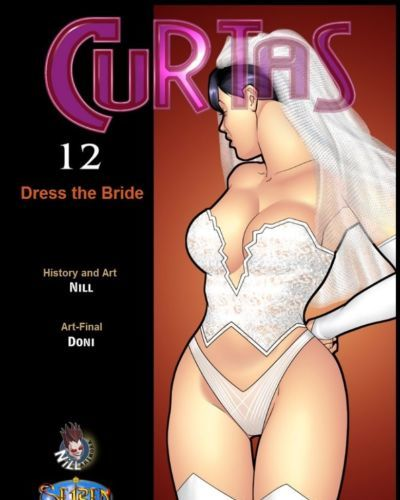Curtas 12- Dress Bride - Seiren
