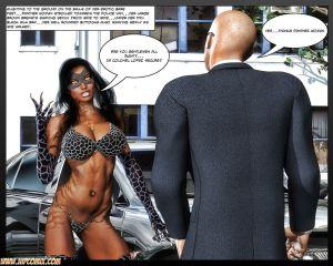 Panther Girl 21