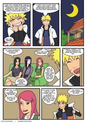 Naruto- Anniversary tradition