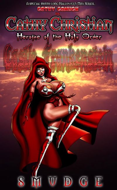 Smudge- Cathy Canuck -Heroine of the Holy Order