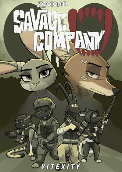 Zootopia- Savage Company: Ch.5-