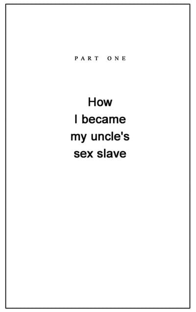 The Sex Slave - part 6