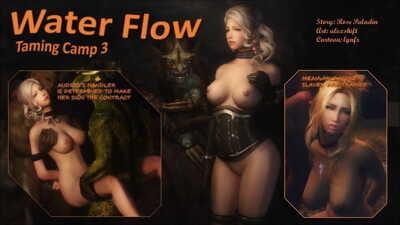 alexshift- Water Flow- Chapter 3