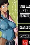 Legend Of Korra- After Shower,Witchking00