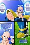 Revenge of Nappa- Dragon Ball - part 2