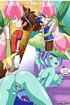 Digimon- Digtal Lovero – Palcomix