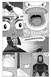Teen Titans- PieceofSoap – A Teen Titan's Toilet Troubles
