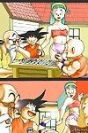 Catching The Right Moment- Dragon Ball