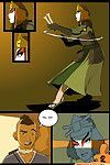 Avatar Last Airbender- Sex in The School