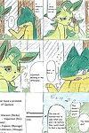Leafeon X Quilava () - part 2