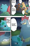 Clearing the fog Pokemon