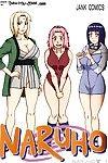 (C72) Naruho-dou (Naruhodo) Tsunade no Inchiryou (Naruto) {doujin-moe.com} Colorized Incomplete