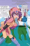 Ameshoo (Mikaduki Neko) Senshi no Karada no Hanbun no Shoyuu-ken wo Yarou (Dragon Quest III) sensualaoi