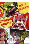 (C72) An-Arc (Hamo) Volcanic Drum Beats (Dragon Quest III) SMDC