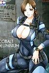 Kesshoku Mikan (Anzu, ume) COBALT DELPHINIUM (Resident Evil: Revelations) Digital