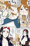 (C81) Choujikuu Yousai Kachuusha (Denki Shougun) MEROMERO GIRLS NEW WORLD (One Piece) darknight Decensored Colorized