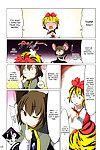 (Reitaisai 8) Akikaze Asparagus (Aki) Ichiri Hyakugai (Touhou Project) CGRascal