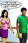 Savita Bhabhi 69- Student Affairs - part 4