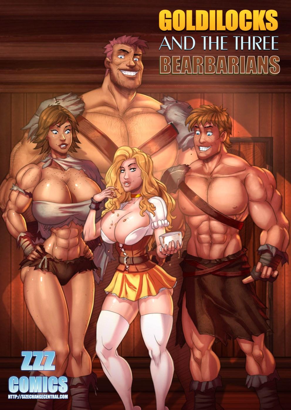 Goldilocks Hentai