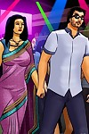 Savita Bhabhi -71 – Pussy on the Catwalk - part 9