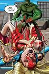 Supergirl Demonic Bloodsport - part 3