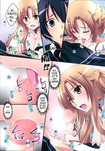 (C83) [Mahirutei (Izumi Mahiru)] Asuna! Close Call (Sword Art Online)  {doujin-moe.us}