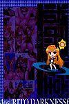 C90 Kamikadou Ginyou Haru Moshi Rito Darkness 6 To LOVE-Ru Darkness