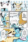 Azuma Minatu Epic plan for an exciting bath! Pokémon Colorized SuperRamen