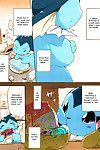 azuma minatu Epic plan de para un emocionante bath! pokémon coloreada superramen