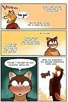[Maririn] Neko x Neko 2 - Fox and Cat - part 2