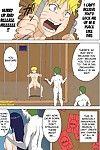 (C84) [Naruho-dou (Naruhodo)] Tsunade no In Kangoku - Tsunade\'s Lewd Prison (Naruto)  [Akuma] [Colorized] - part 3
