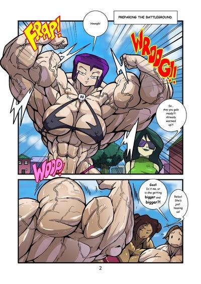 Kartoon Warz 3 - Preparing The Battlegroch