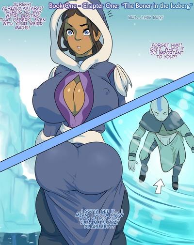 Avatar XXX - Book One