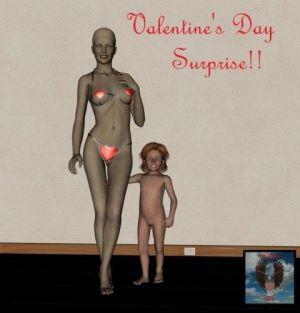3DIncest- VALENTINE'S DAY SURPRISE