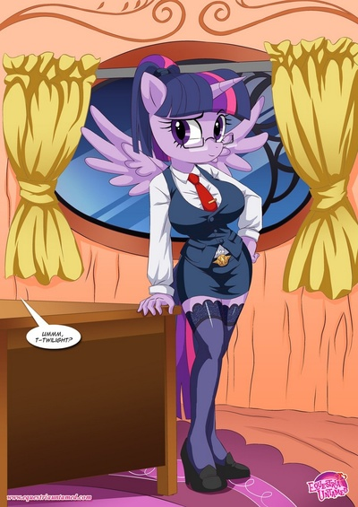 Sex Ed With Miss Twilight Sparkle - part 2