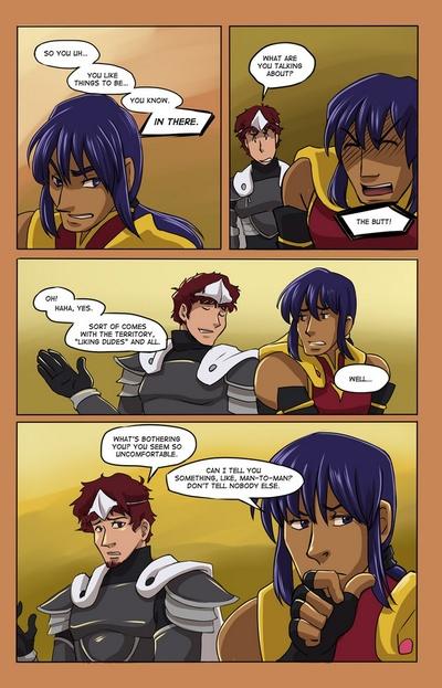Thorn Prince 4 - Enemies Closer - part 2